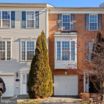 Rent this 3 bed townhouse on 2592 Carrington Way in Frederick, MD 21702