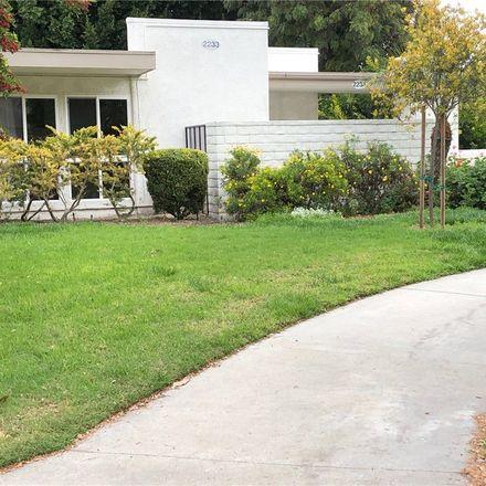 Rent this 2 bed condo on 2233 Via Puerta in Laguna Woods, CA 92637