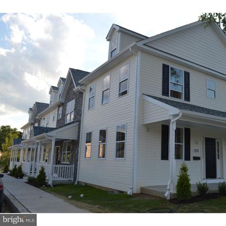 Rent this 2 bed townhouse on Ambler in PA, US