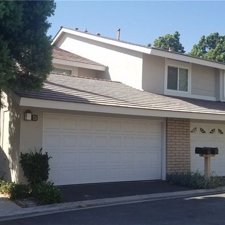 Rent this 3 bed townhouse on 47 Eagle Point in Irvine, CA 92604