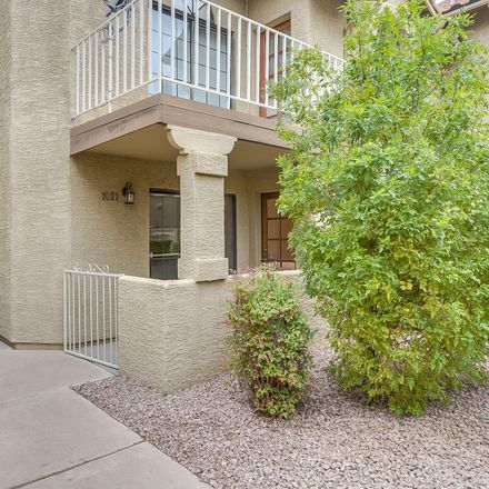 Rent this 2 bed apartment on 11011 North 92nd Street in Scottsdale, AZ 85260