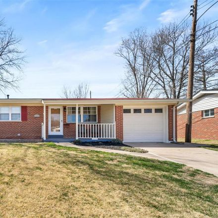 Rent this 3 bed house on Clager Rd in Saint Louis, MO