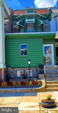 Rent this 4 bed townhouse on 5132 Locust Street in Philadelphia, PA 19139