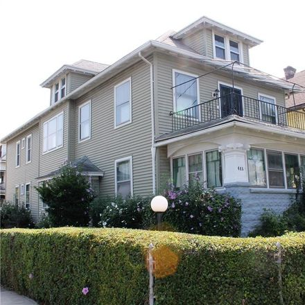 Rent this 3 bed apartment on 445 Wohlers Avenue in Buffalo, NY 14208