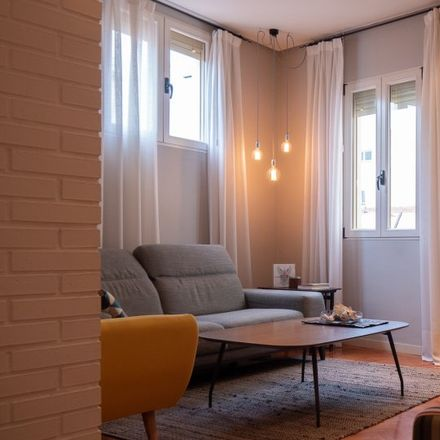 Rent this 1 bed apartment on Vans shop Madrid in Calle Montera, 28001 Madrid