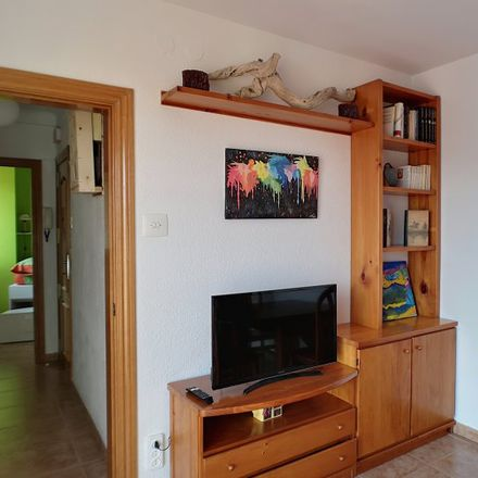 Rent this 1 bed apartment on Plaça de la Trinitat in 08001 Barcelona, Spain