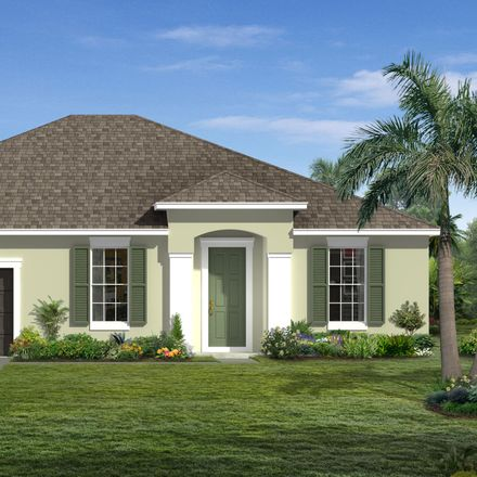 Rent this 3 bed house on Rainbow Rd SE in Palm Bay, FL
