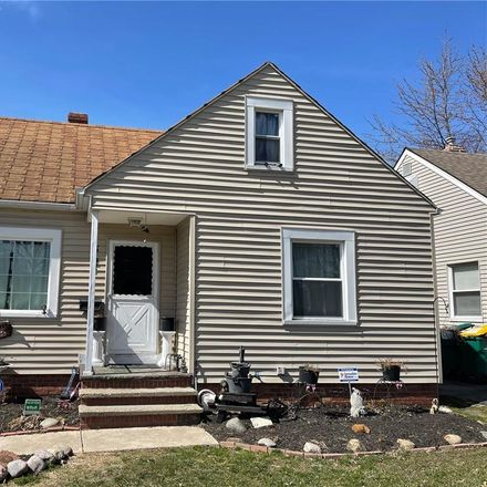 Rent this 3 bed house on 5124 Clement Avenue in Maple Heights, OH 44137
