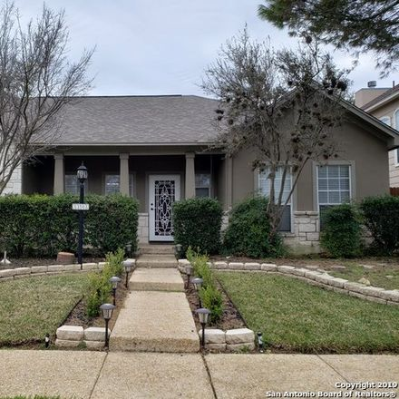 Rent this 4 bed house on 13503 Bay Orchard in San Antonio, TX 78231