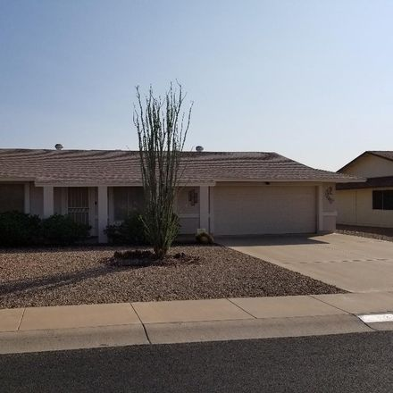 Rent this 2 bed house on 17827 North 130th Drive in Sun City West, AZ 85375