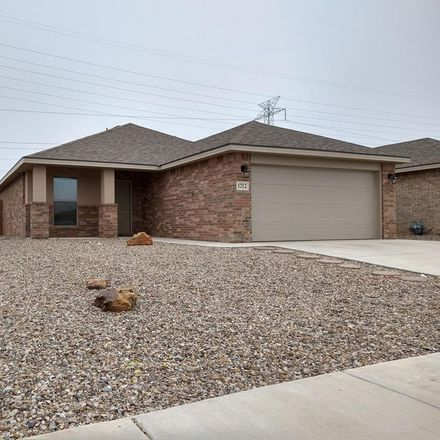 Rent this 3 bed apartment on Wrangler Lane in Midland, TX 79705
