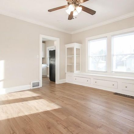 Rent this 2 bed house on 17700 Franklin Avenue in Lakewood, OH 44107