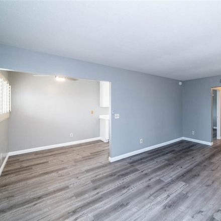 Rent this 2 bed condo on Palo Verde Avenue in Lakewood, CA 90703