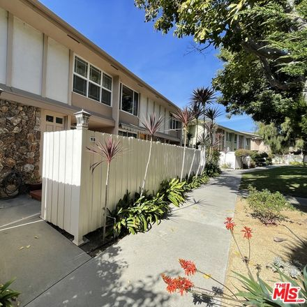 Rent this 2 bed townhouse on 5215 Sepulveda Boulevard in Culver City, CA 90230