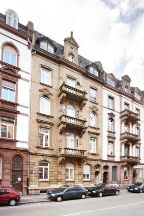 Rent this 1 bed apartment on Textorstraße 81 in 60594 Frankfurt, Germany