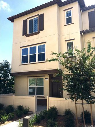Rent this 4 bed townhouse on 1599 East Lincoln Avenue in Anaheim, CA 92805