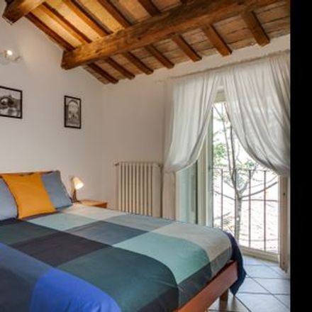 Rent this 1 bed apartment on Dovadola in Le Piane, EMILIA-ROMAGNA