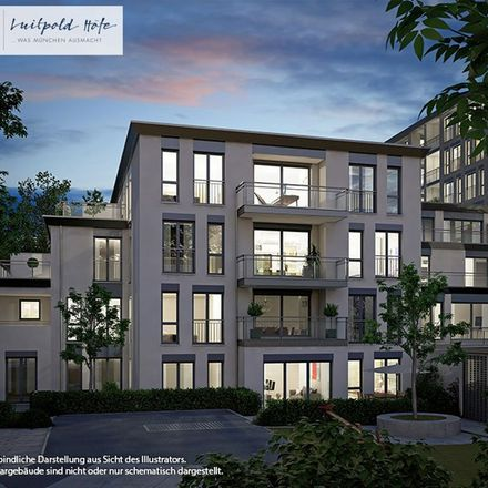 Rent this 1 bed apartment on Schleißheimer Straße in 245, 80809 Munich