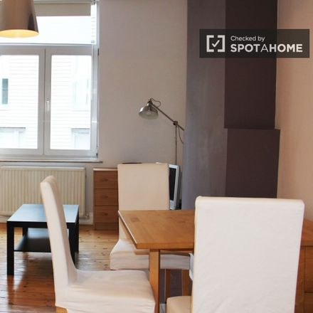 Rent this 0 bed apartment on Rue Lens - Lensstraat 16 in 1050 Ixelles - Elsene, Belgium