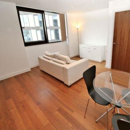 Rent this 1 bed apartment on City Centre in Sheffield, England