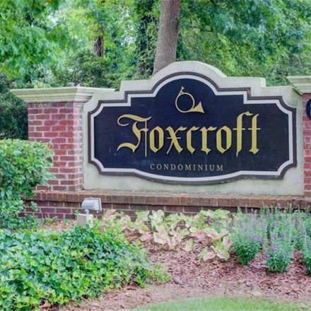 Rent this 3 bed townhouse on 6851 Roswell Rd in Atlanta, GA