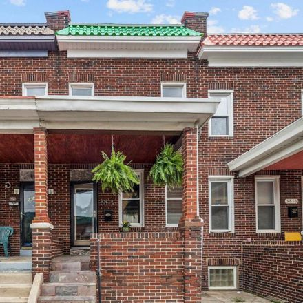 Rent this 2 bed townhouse on 3814 Bank Street in Baltimore, MD 21224