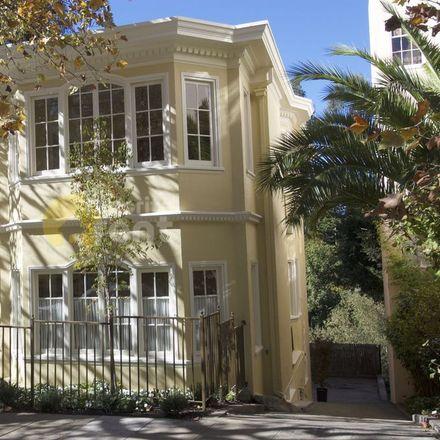 Rent this 2 bed apartment on 36;38;40 Domingo Avenue in Berkeley, CA 94720-1076