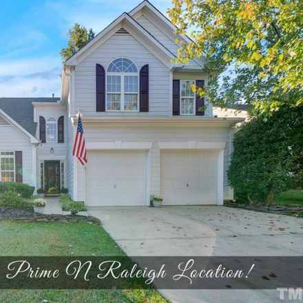 Rent this 3 bed house on 5732 Keowee Way in Neuse Crossroads, Raleigh