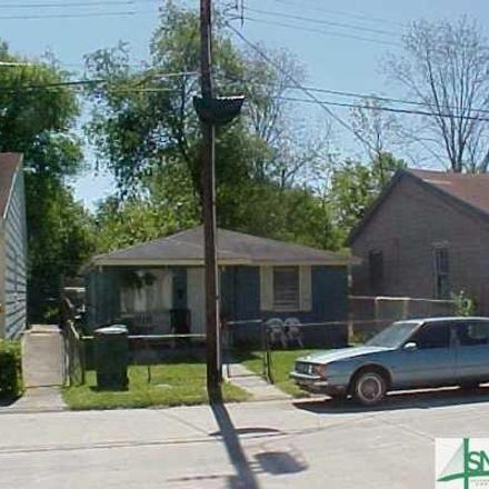 Rent this 2 bed house on 256 Cumming Street in Savannah, GA 31415