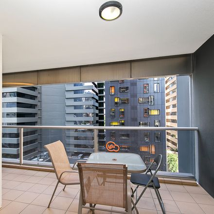 Rent this 1 bed apartment on 802/70 Mary Street