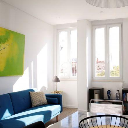 Rent this 1 bed apartment on Palacete Porto Covo in Rua de São Domingos, 1200-701 LAPA Lisbon