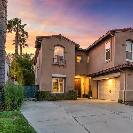 Rent this 5 bed house on 26109 Twain Place in Stevenson Ranch, CA 91381
