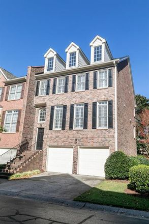 Rent this 4 bed townhouse on 1292 Dunwoody Cove in Dunwoody, GA 30338