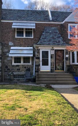 Rent this 3 bed townhouse on 160 Academy Lane in Upper Darby, PA 19082