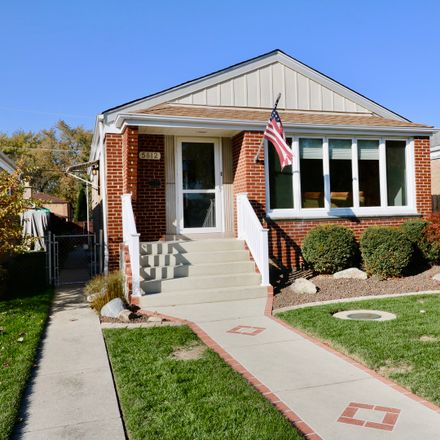 Rent this 3 bed house on 5812 South Newcastle Avenue in Chicago, IL 60638