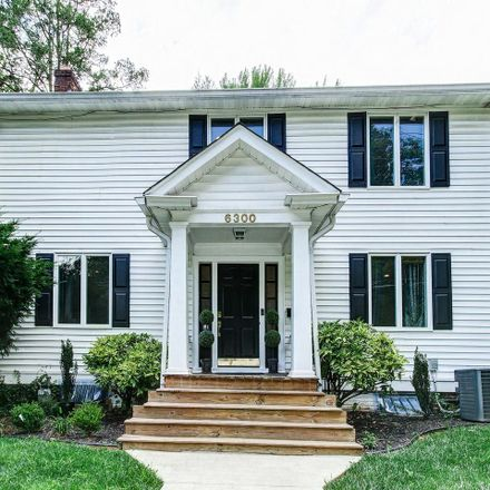 Rent this 4 bed house on 6300 Wisconsin Ave in Chevy Chase, MD