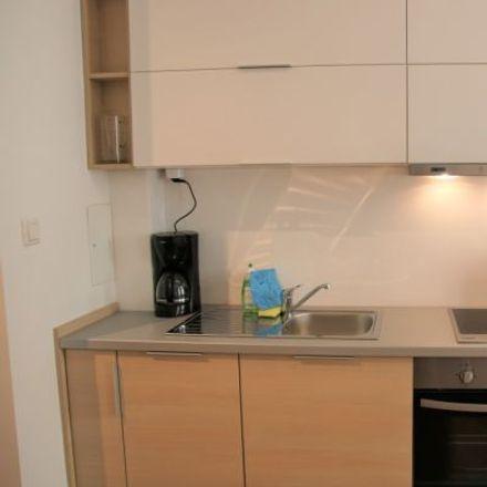 Rent this 1 bed apartment on Zirkusgasse 26 in 1020 Vienna, Austria