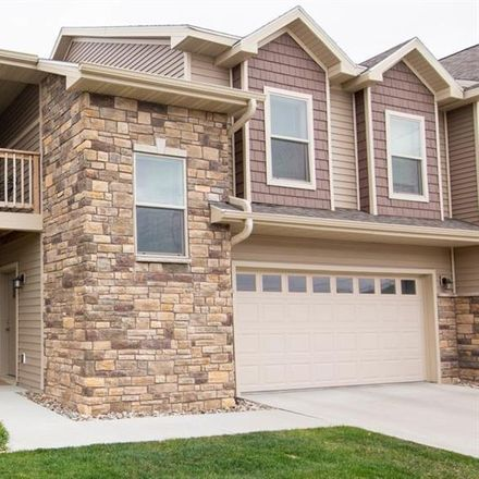 Rent this 3 bed apartment on 1110 Cheyenne Drive in Nevada, IA 50201