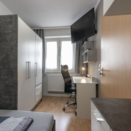 Rent this 1 bed apartment on Baumstraße 22 in 75172 Pforzheim, Germany