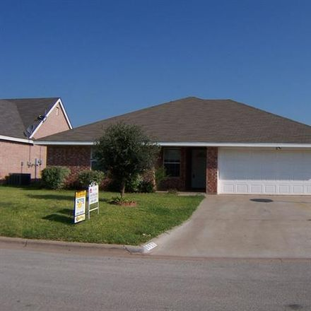 Rent this 3 bed house on 6650 Picadilly Street in Abilene, TX 79606