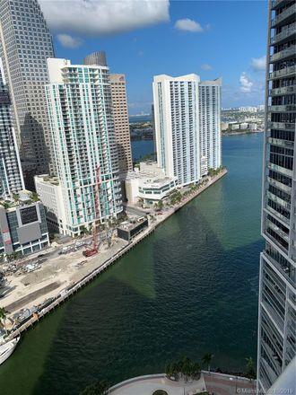 Rent this 2 bed condo on 475 Brickell Avenue in Miami, FL 33131