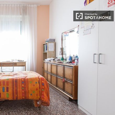 Rent this 4 bed room on Via Pisa in 00162 Rome RM, Italy