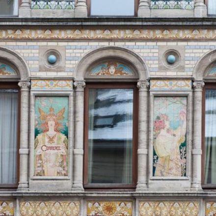 Rent this 4 bed apartment on Rue du Marché aux Poulets - Kiekenmarkt 45 in 1000 City of Brussels, Belgium