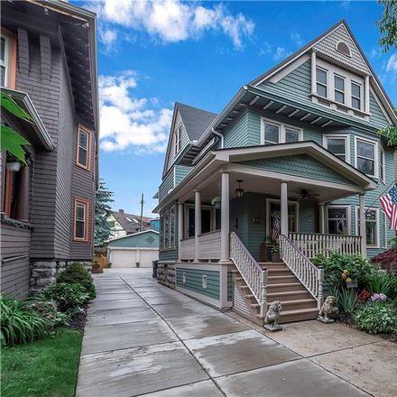Rent this 3 bed apartment on 600 Ashland Avenue in Buffalo, NY 14222