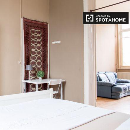 Rent this 1 bed apartment on Avenue Général Eisenhower - Generaal Eisenhowerlaan 26 in 1030 Schaerbeek - Schaarbeek, Belgium