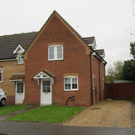 Rent this 3 bed house on Blacksmiths Grove in Boston PE21 0BF, United Kingdom
