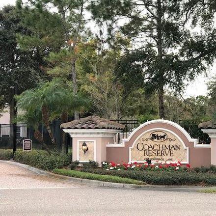 Rent this 3 bed condo on 2128 Carriage Lane in Clearwater, FL 33765