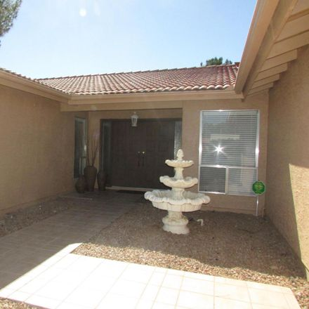 Rent this 2 bed house on 25231 South Papago Place in Sun Lakes, AZ 85248