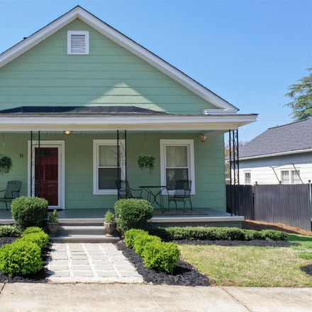 Rent this 3 bed house on 11 Seyle Street in Dunean, SC 29605