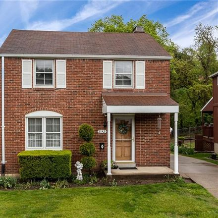 Rent this 4 bed house on New Hampshire Dr in Pittsburgh, PA